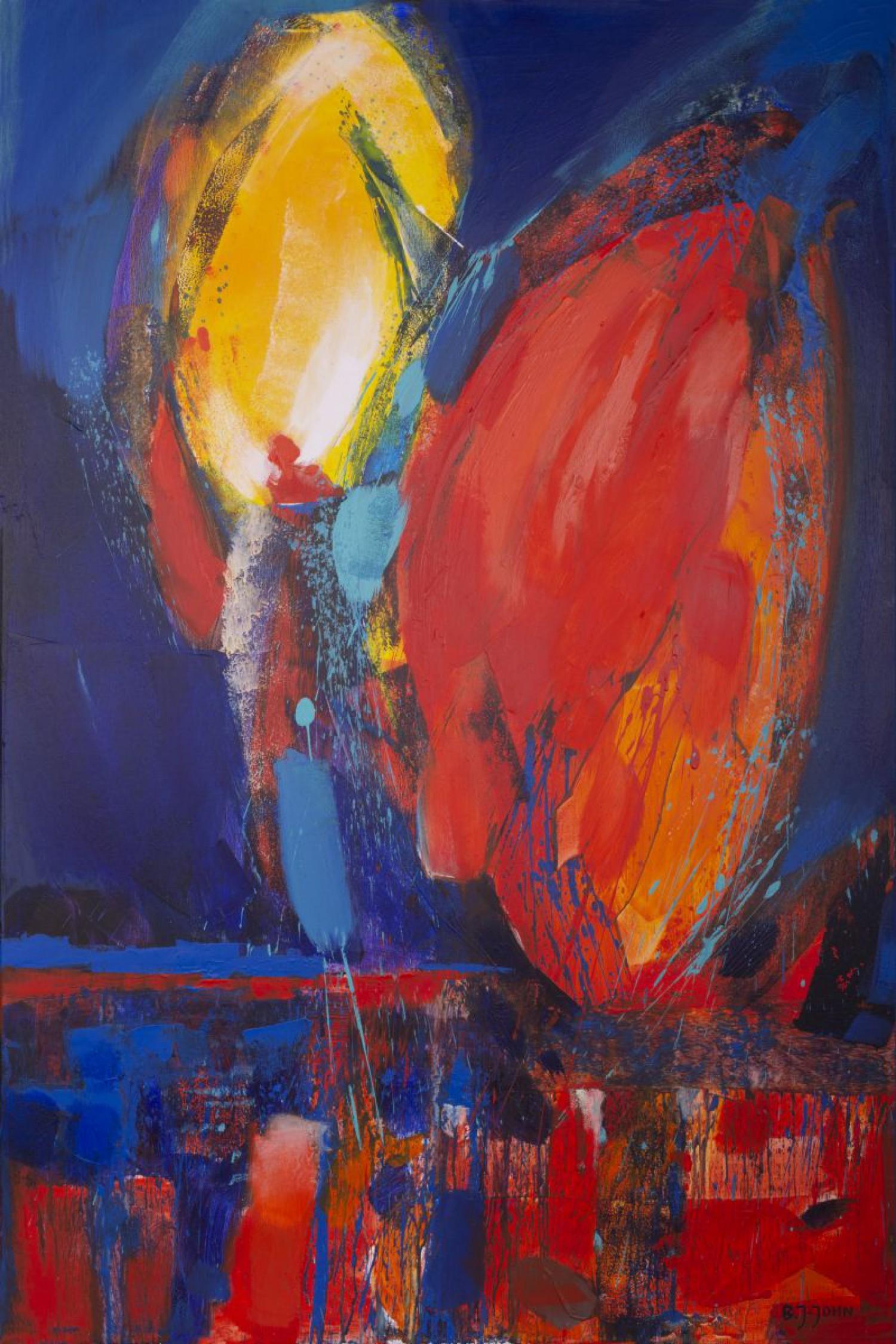 """""""Ptak mojego serca z opuszczonymi skrzydłami ...""""- Obraz nr 162"""