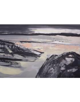 """""""Po środku morza mieszka wiatr ...""""- Obraz nr 161"""