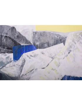 """""""Wspinając się dolinami w cień...""""- Obraz nr 168"""
