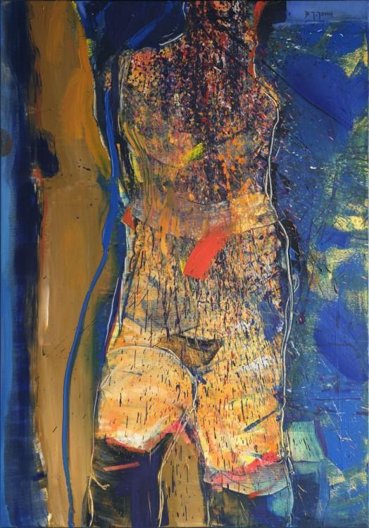 """""""Mój cień jest kobietą""""- Obraz nr 130"""