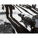 """""""Jesteśmy cieniami na drodze do domu""""- Obraz nr 134"""