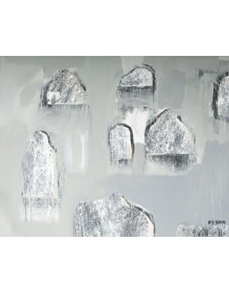 To słowa szare jak skały niepotrzebne huczące.- Obraz nr (158)